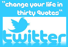 Follow Thirty Quotes on Twitter